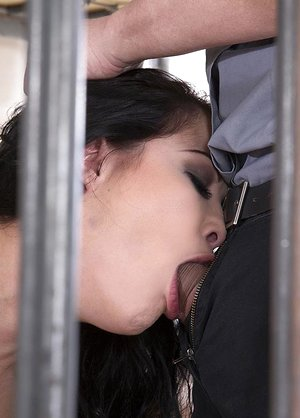 Prison Cell Control - New Face Humiliated And..
